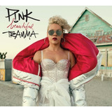 Pink Beautiful Trauma [cd Original Lacrado De Fabrica]